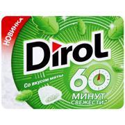 Dirol საღეჭი რეზინი Dirol X-Fresh პიტნის არომატით