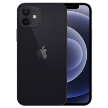 Apple iPhone 12 64GB Black მობილური ტელეფონი