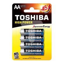 TOSHIBA ელემენტების 4 ცალიანი შეკვრა LR6GCH BP-4 AA