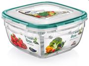 Irak Plastik კონტეინერი პროდუქტებისთვის Irak Plastik Fresh box LC-105 1 ლ