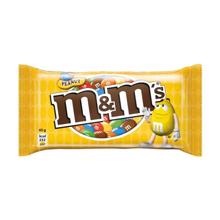 m&m's შოკოლადი მიწის თხილით 45 გრ