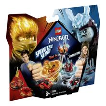 LEGO Ninjago - სპინჯციცუ და სამურაი