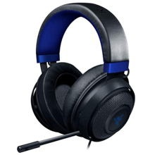 RAZER Kraken for Console 3.5mm Black/Blue ყურსასმენი