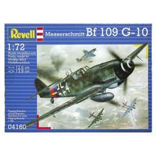 Revell Messerschmitt Bf 109 G-10 ასაწყობი თვითმფრინავი