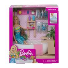 MATTEL Barbie აბაზანის აქსესუარებით
