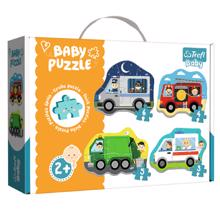 "TREFL ""Baby Classic"" - Vehicles and jobs ფაზლი"