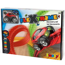 Smoby Flextreme Discovery Set სათამაშო ტრანსპორტი