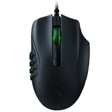 RAZER Naga X USB RGB Black Gaming მაუსი