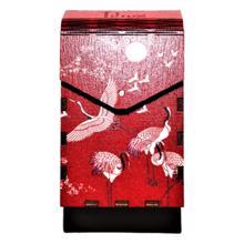 Tibox • ტიბოქს ხის ყუთი Japan birds