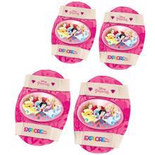 MONDO Disney Princess Protection Set Knee & Elbow Pads Size S იდაყვისა და მუხლის დამცავი
