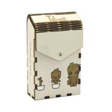 ხის ყუთი Groot