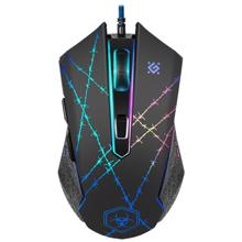 Defender Forced GM-020L Black Gaming მაუსი