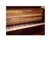 """სასწრაფოდ იყიდება ჩეხური 2 პედლიანი პიანინო ,,პეტროფი"""". საწყისი"""