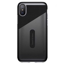 Baseus WIAPIPHX-KA01 for iphone X Black ქეისი