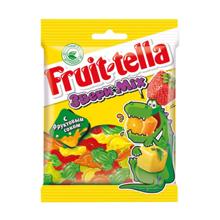 """Fruit-tella ჟელიბონი """"ზოომანია"""" 70 გრ"""