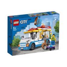 LEGO CITY ნაყინის სატვირთო