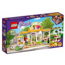 lego FRIENDS -Heartlake City Organic Café კონსტრუქტორი
