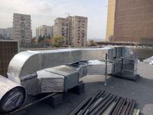 სავენტილაციო სისტემების დამზადება მონტაჟი, მომსახურება! Manufacture, installation, service of ventilation systems!