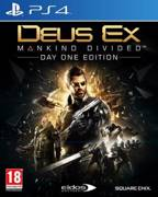 Sony PS4 Deus EX:Mankind Divided