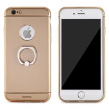 REMAX Lock Creative Case for iPhone 7 with Ring Gold ქეისი