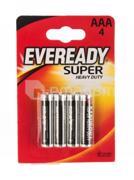 ელემენტი Everyday Super Heavy Duty AAA 4 ც