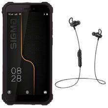 SIGMA X-TREME PQ38  მობილური ტელეფონი + საჩუქრად ყურსასმენ