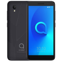 Alcatel 1 1/16GB Dual Sim LTE Black მობილური ტელეფონი