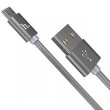 X2 MICRO USB to Type-C 1M მობილურის კაბელი