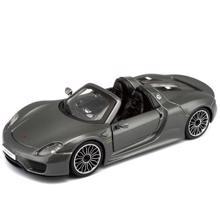 Bburago სათამაშო ლითონის მანქანა 1/24 Plus - Porsche 918 Spyder