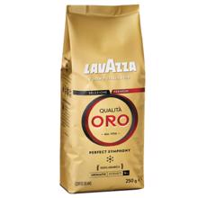 Lavazza ყავის მარცვლები ORO 250 გრ