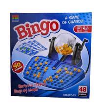 juniori Bingo - სამაგიდო თამაში (ლოტო)