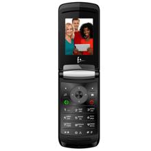 F+ Flip2 Black მობილური ტელეფონი