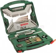 BOSCH აქსესუარების ნაკრები Bosch X-Line Titanium 2607019330 100 ც
