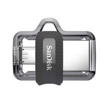 Sandisk Ultra Dual Drive 64GB SDDD3-064G-G46 USB ფლეშ მეხსიერება