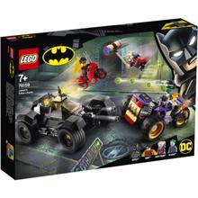 lego SUPER HEROES ჯოკერის რბოლა