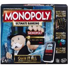 HASBRO სამაგიდო თამაში MONOPOLY ULTIMATE BANKING