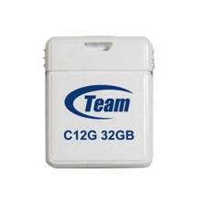 Team C12G Drima 32GB White ფლეშ მეხსიერება