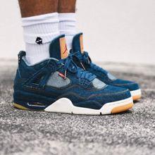 Nike Air Jordan 4 x Levis