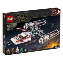 lego STAR WARS Y ვარსკვლავური მებრძოლი
