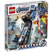 lego SUPER HEROES შურისმაძიებლების ბრძოლა