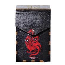 Tibox • ტიბოქს ხის ყუთი GOT Targaryen