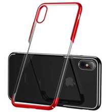 Baseus WIAPIPH65-DW09 for iPhone XS Max Red ქეისი