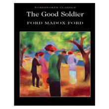 The Good Soldier,  Ford. F.M.