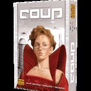 INDIE BOARDS AND CARDS Coup სამაგიდო თამაში