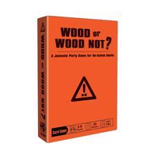 Tortuga  სამაგიდო თამაში Wood Or Wood Not