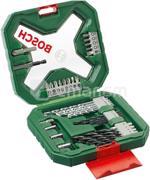 BOSCH ნაკრები ბურღების და ბიტების Bosch X-Line 34 ც (2607010608)