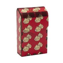 Tibox • ტიბოქს ხის ყუთი Khinkali