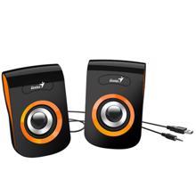 Genius დინამიკი SP-Q180 USB Power Orange