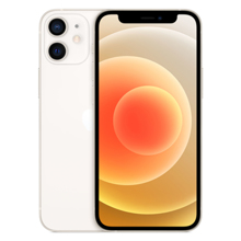 Apple iPhone 12 mini 128GB White მობილური ტელეფონი