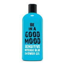 Be In Good Mood შხაპის გელი SENSITIVE INTENSE BLUE 400ML